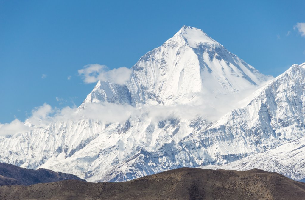 highest-mountains-in-the-world-Dhaulagiri-I-Himalaya