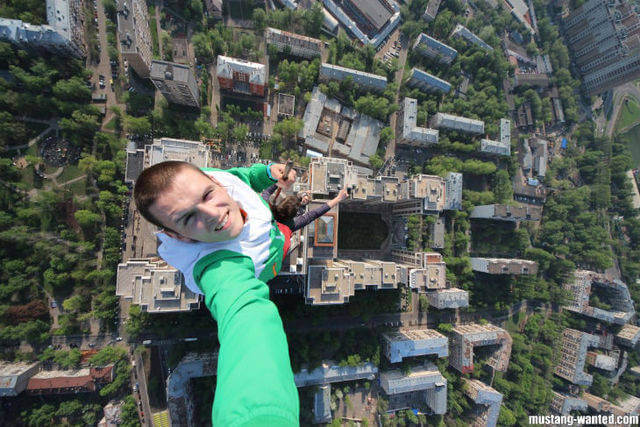 most dangerous, life risking selfies