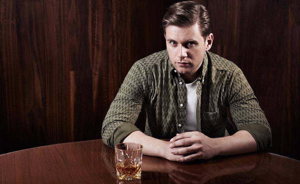 Hot Irish Actors -Allen-Leech
