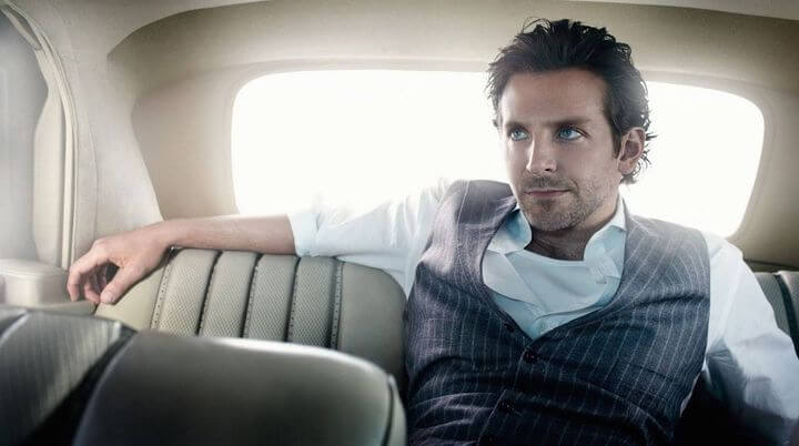 Hot Irish Actors - Bradley Cooper