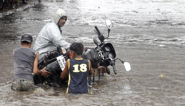 Chennai is beautiful because it cares.