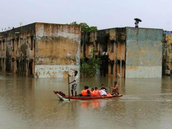 Chennai rains Featured