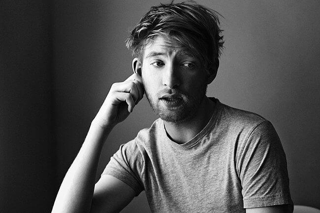Hot Irish Actors -Domhnall-Gleeson