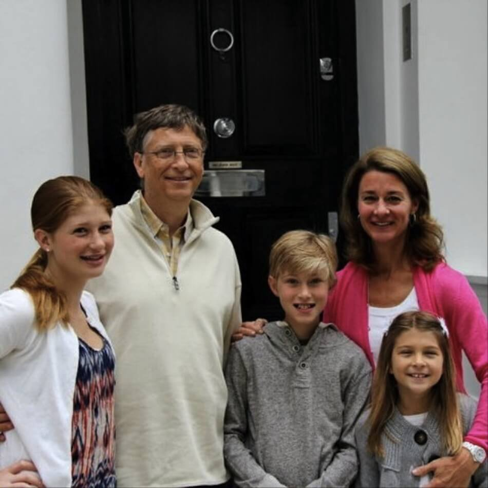 Interesting Facts About Bill Gates Children