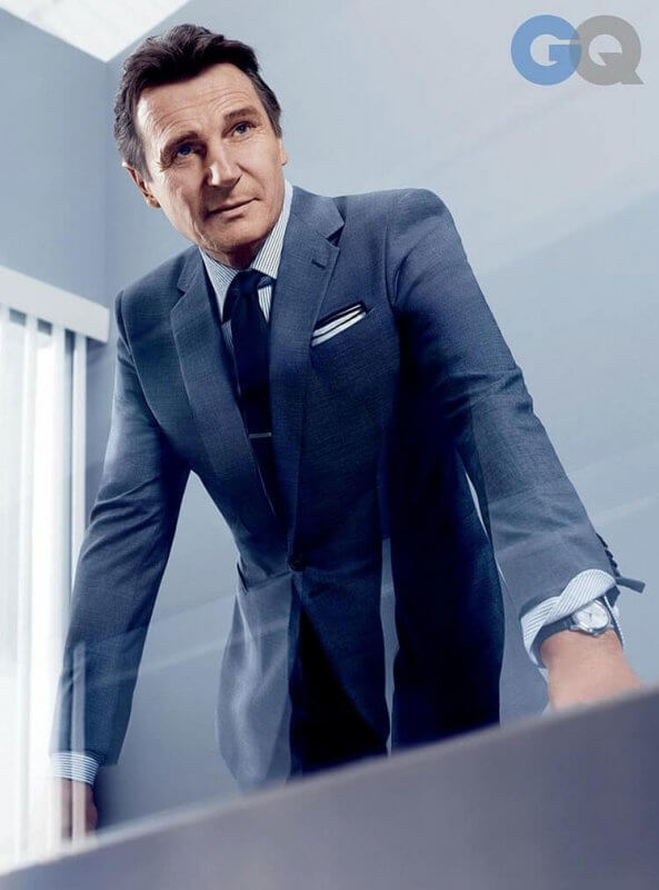 Hot Irish Actors -Liam-Neeson