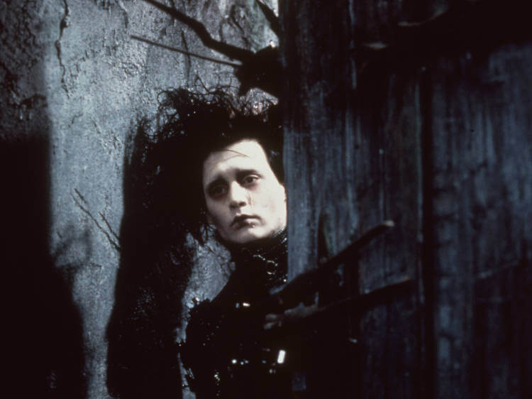 The 12 best Christmas Movies to watch-Edward Scissorhands (1990)