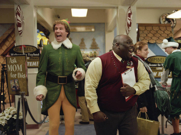 The 12 best Christmas Movies to watch-Elf (2003)