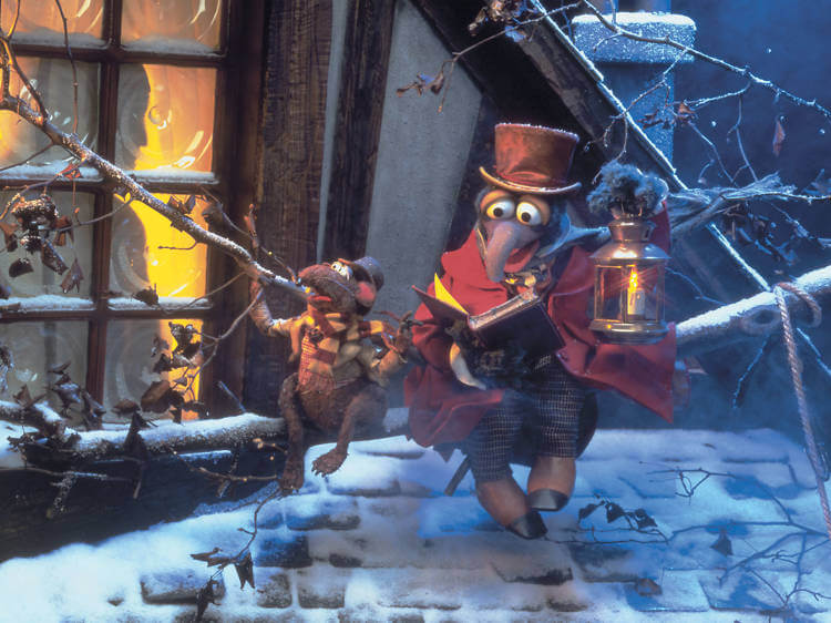 The 12 best Christmas Movies to watch-The Muppet Christmas Carol (1992)