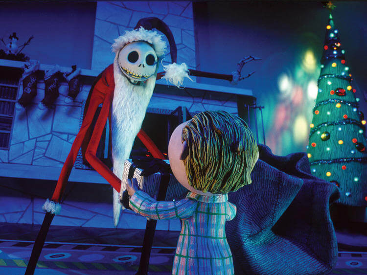 The 12 best Christmas Movies to watch-The Nightmare Before Christmas (1993)