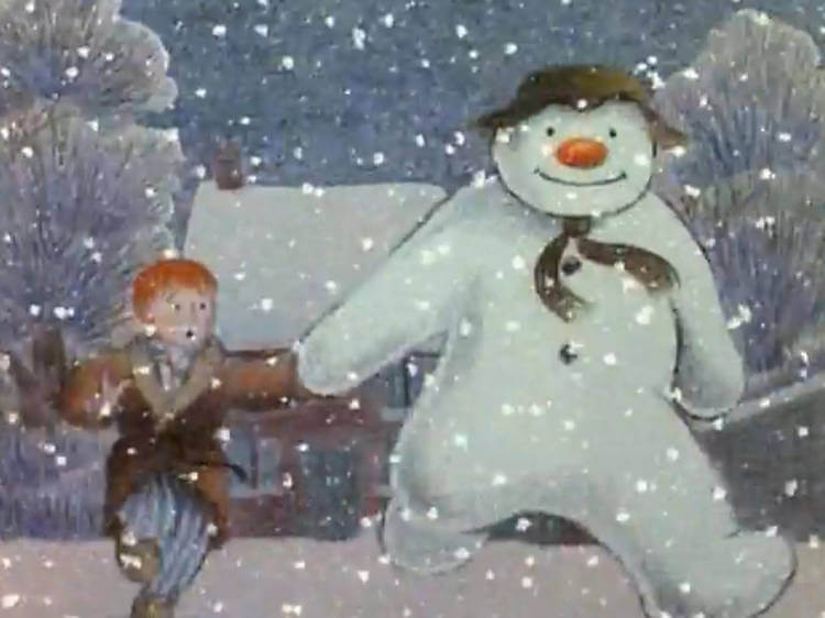 The 12 best Christmas Movies to watch-The Snowman (1982)
