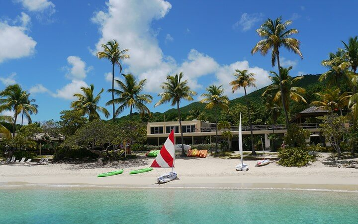 Top 10 Honeymoon Destinations in the World-Caneel Bay Resort