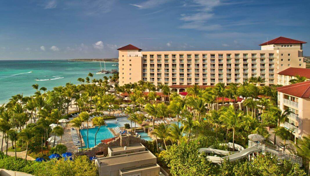 Top 10 Honeymoon Destinations in the World- Hyatt Regency Aruba Beach Resort & Casino