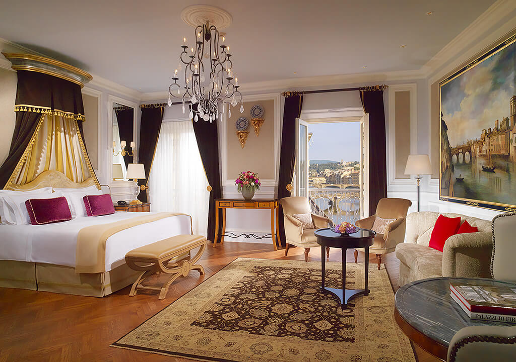 Top 10 Honeymoon Destinations in the World-The St. Regis Florence