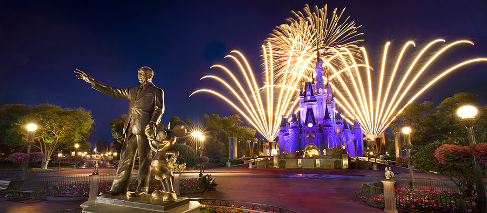 Top 10 Honeymoon Destinations in the World-Walt Disney World