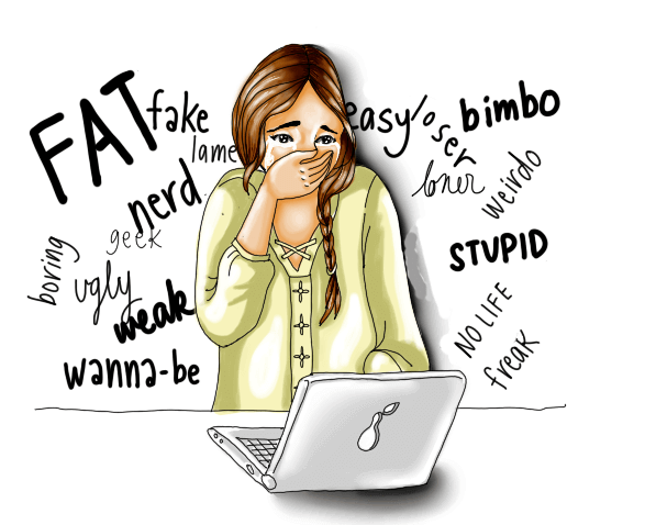 3 facts about cyberbullying