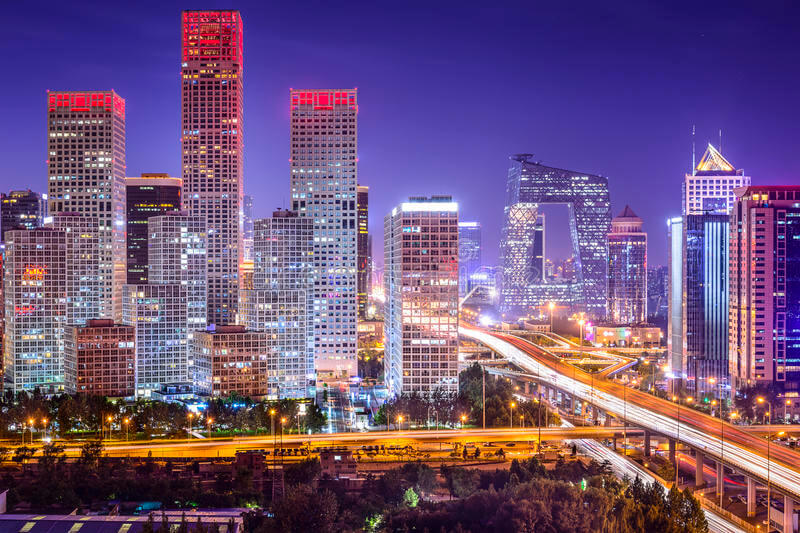 most populated city in the world- Beijing
