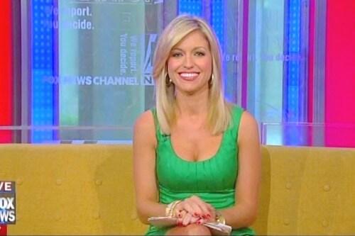 fox news female anchors