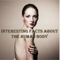interesting facts about the human body