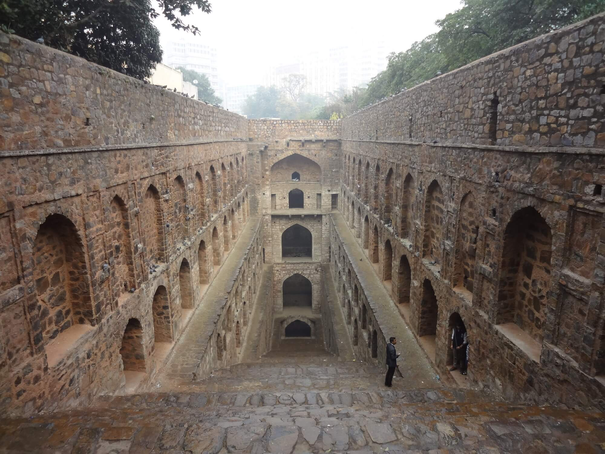 Most Haunted Places In Delhi, Agrasen ki Baoli