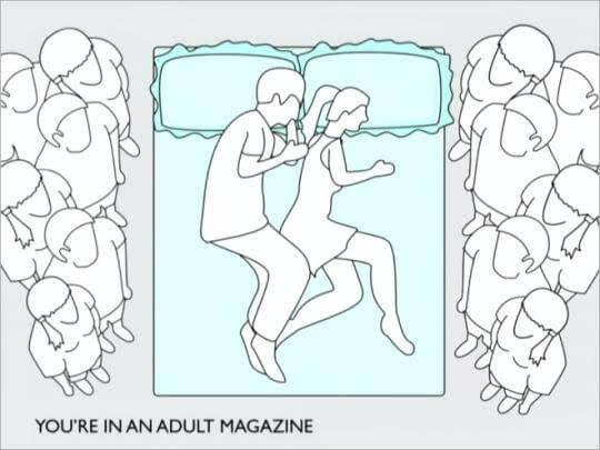 Awkward Positions Of Sleeping Couples-7