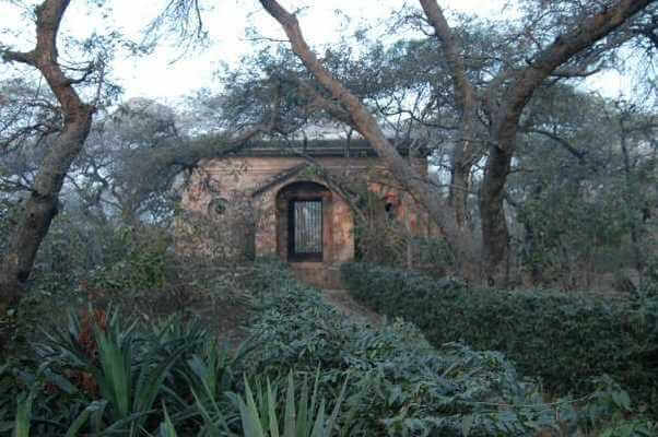 most haunted places in Delhi, Northern Ridge