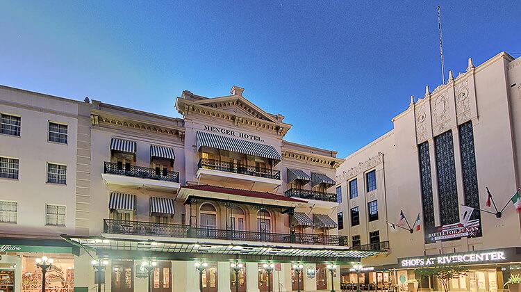most haunted places in america, Menger Hotel, San Antonio