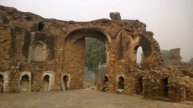 10 Most Haunted Places In Delhi