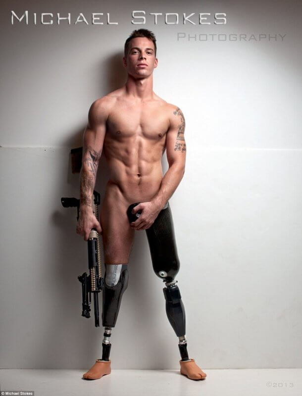 These Attractive Injured War Veterans Can Give A Hot Fight To The Models (3)