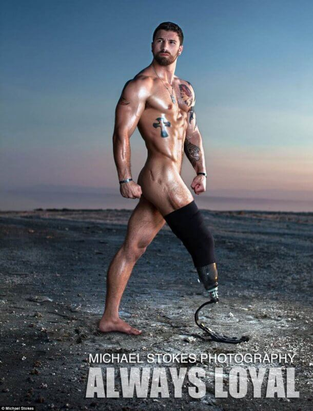 These Attractive Injured War Veterans Can Give A Hot Fight To The Models (8)