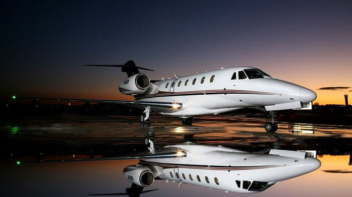 Rich People Like To Buy - private jets