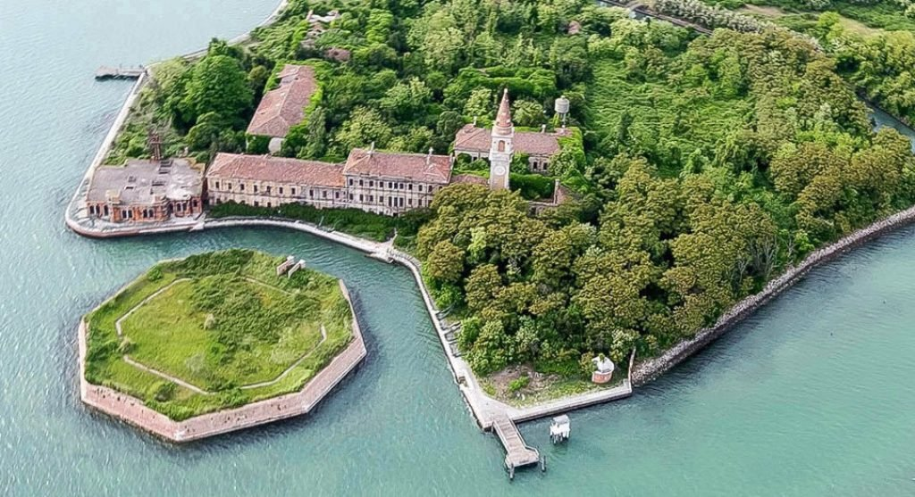 Poveglia islands