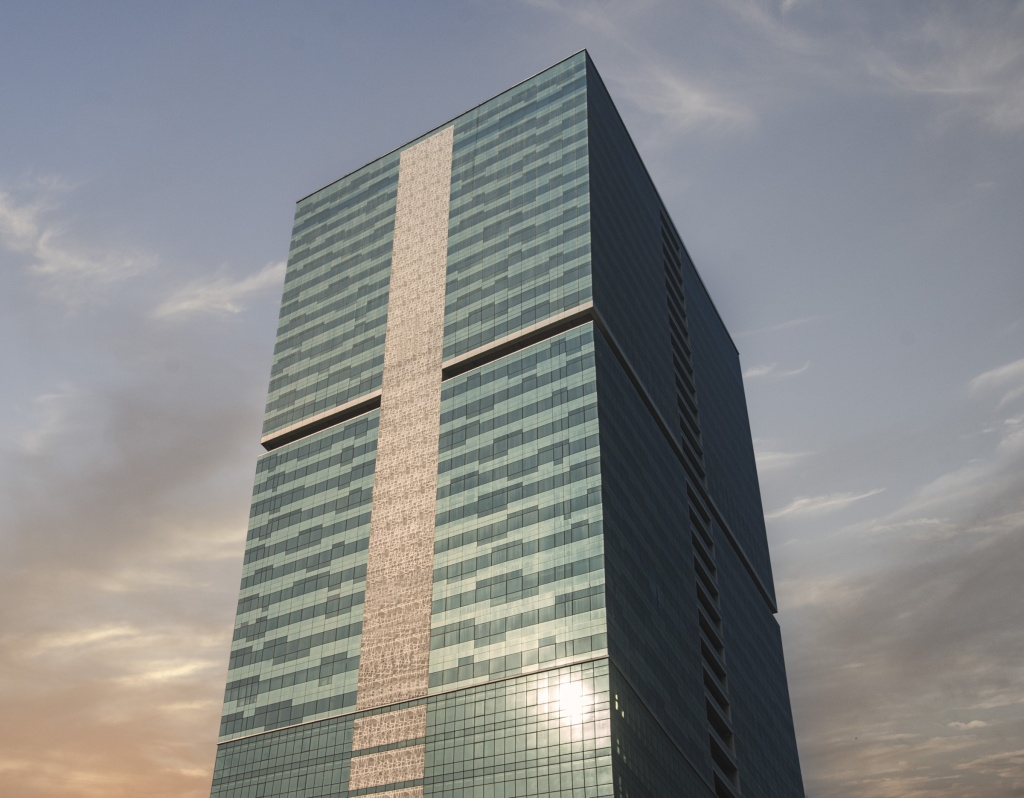 tallest building in India urmi