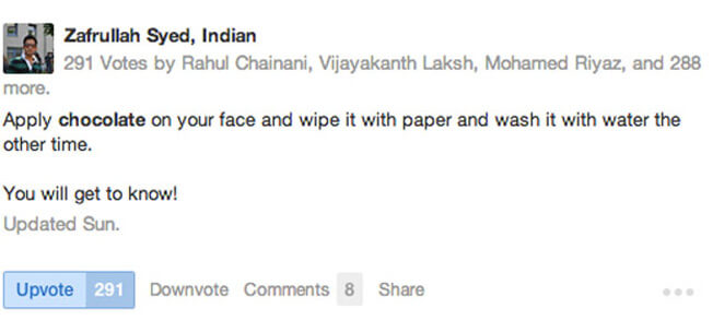 A Guy Asked Why Indians Don't Use Toilet Paper After Pooping & Indians Shut Him Up Forever With Some Epic Replies-5