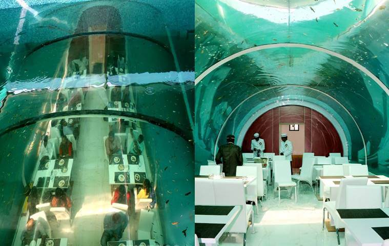 Ahmedabad Is Now Home To The India's India's First Underwater Restaurant 2