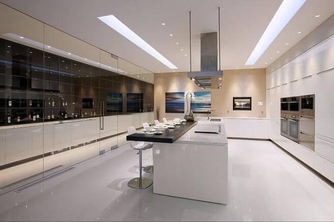 rajinikanth house Kitchen