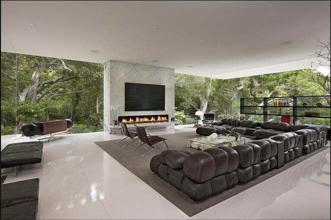 Rajinikanth Pune house living room