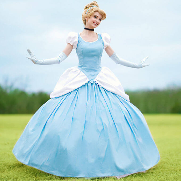 Sarah Ingle Disney princess-Cindrella