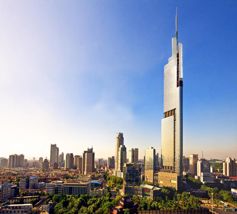 tallest building in the world 10