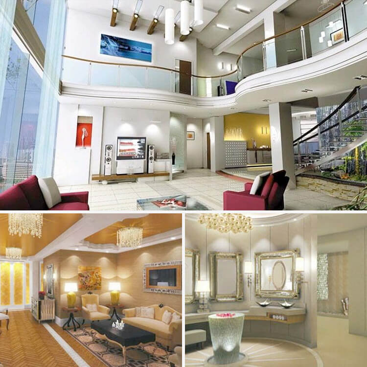 Things you didn t know about mukesh ambani s house antilia for Interior photos of new homes