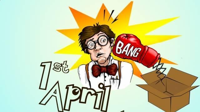 April fools prank ideas
