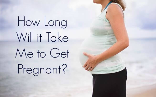 How Long will It Take To Get Pregnant