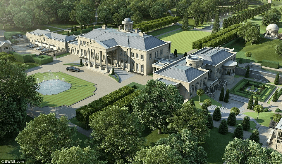 Biggest House In The World Luxurious Abode Of The Rich