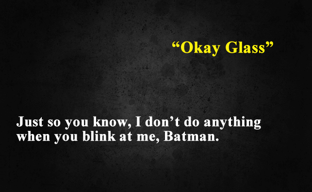 Funny Things To Ask Siri-Okay Glass