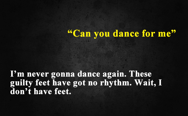Funny Things To Ask Siri-Can you dance for me