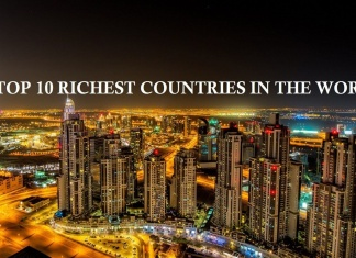 richest countries in the world