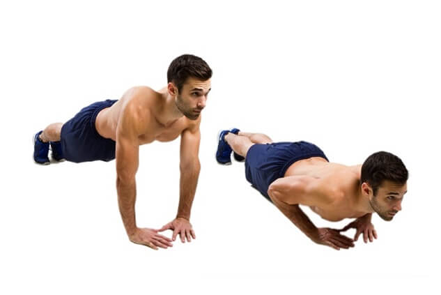 Best Chest Exercises For Men Pushups