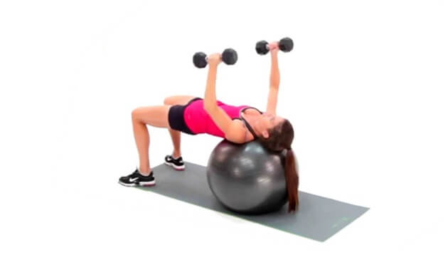 Best Chest Exercises for Women - step 2