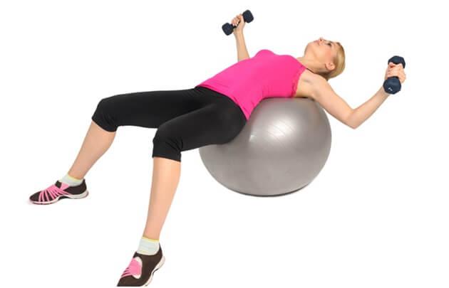 Best Chest Exercises for Women - step 3