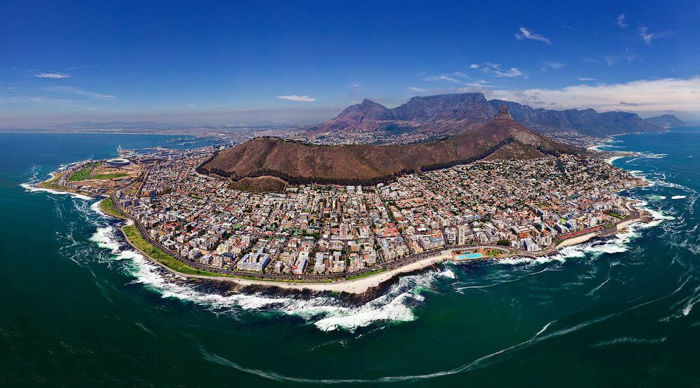 Cape Town, South Africa - Dangerous Places In The World