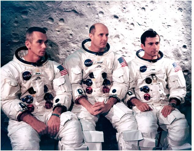 How long does it take to get to the moon from earth - Manned Missions